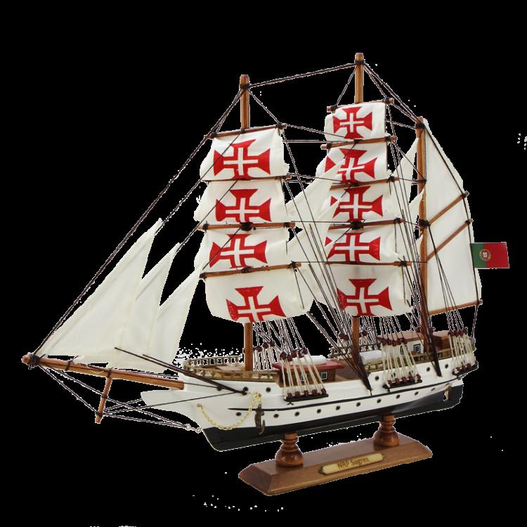 Модель Парусного корабля Sagres, 55 см